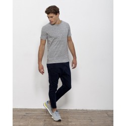 T-shirt BIO No Label - Homme
