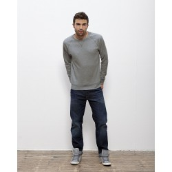 Sweatshirt BIO No Label - Homme